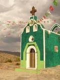 Green chapel Royalty Free Stock Image