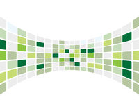 Green checked background Royalty Free Stock Photo