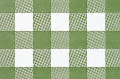 Green Checkered Background Royalty Free Stock Photography