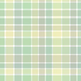 Green checkered background Stock Photos