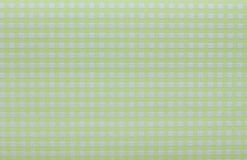 Green checkered  background Royalty Free Stock Photo