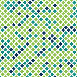 Green checkered texture Royalty Free Stock Photography