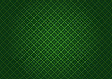 Green Checkered Texture Royalty Free Stock Image