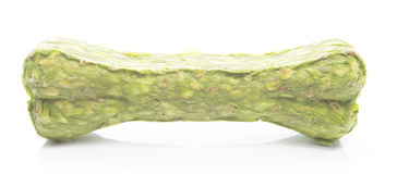 Green Chew Bone for Dog Royalty Free Stock Photography