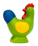 Green chicken Royalty Free Stock Photo