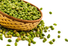 Green Chickpeas Royalty Free Stock Images
