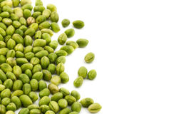 Green Chickpeas Stock Photos