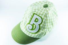 Green children cap Stock Photo