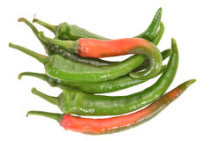 Green Chili Stock Photos