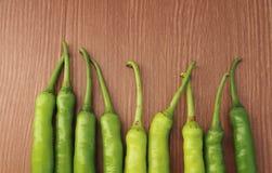 Green Chilli Stock Photos