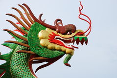 Free Green Chinese Dragon Royalty Free Stock Images - 14384889