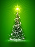 Green christmas Royalty Free Stock Photos