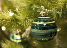Green christmas Royalty Free Stock Image