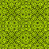 Green circle texture Royalty Free Stock Photography