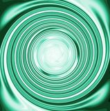 Green circles backgrounds. Circles whith filters and blur Stock Image