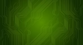 green circuit board design stock photo image of electronics 13217488 rh dreamstime com