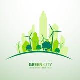 Green city Stock Photo