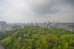 Green City of Rotterdam Stock Photo