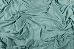 Green Cloth Background Stock Photos