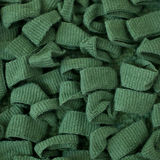 Green cloth background Stock Image