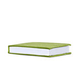 Green cloth cover book Royalty Free Stock Photo