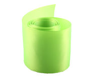 Green cloth tape Stock Photography
