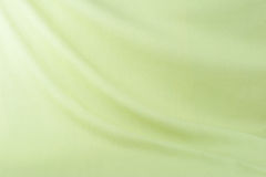 Green cloth textile Royalty Free Stock Photography