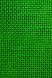 Green cloth texture Royalty Free Stock Photography