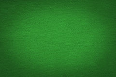 Green cloth texture with black gradient vignette, christmas and Stock Images