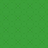 Green clover 2 Stock Photo