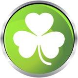 Green Clover. An image of a green clover Stock Photos