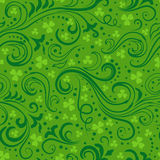 Green clover backgrounds Royalty Free Stock Photography
