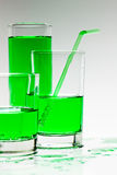 Green Cocktail Stock Images