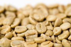Green Coffee Stock Image