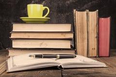 Green Coffee Mug Royalty Free Stock Image
