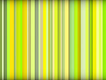 Green color abstract striped backdrop render royalty free illustration