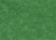 Green color artificial leather pattern. Stock Photography