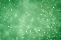 green color bokeh Stock Photos