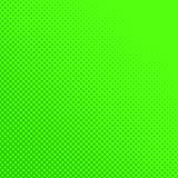 Green color halftone halftone dot pattern background - vector graphic design from circles Royalty Free Stock Photos