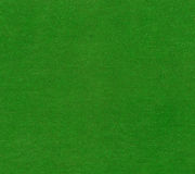 Green color leather surface. Stock Photography