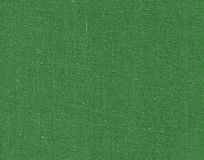 Green color textile cloth texture. Stock Image