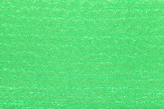 Green color textile texture of stitched silk Royalty Free Stock Photo