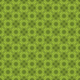 Green Colors Geometry Pattern. Korean traditional Pattern Design Stock Photography