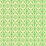 Green Colors Plant Pattern design. Original Pattern and Symbol S Royalty Free Stock Photography