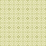 Green Colors Plant Pattern design. Original Pattern and Symbol S Stock Images