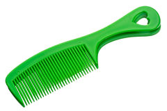 Green comb Stock Images