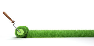 Green concept Stock Photography