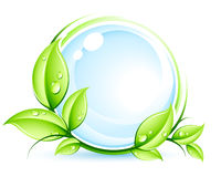 Green concept stock illustration