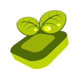 Green concept illustration Royalty Free Stock Image