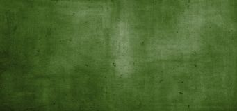 Green concrete wall royalty free stock images